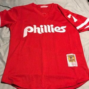 los angeles 1db39 4399b Mitchell & Ness Shirts | Mitchell Ness Junior Seau Jersey ...